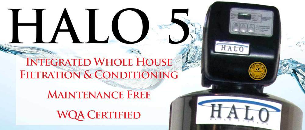 This is our most popular solution, mainly because it integrates Whole House Multi-Stage Filtration with Whole House Hard Water treatment in a single system that is Maintenance Free and comes with a Limited Lifetime Warranty. For more information click here.