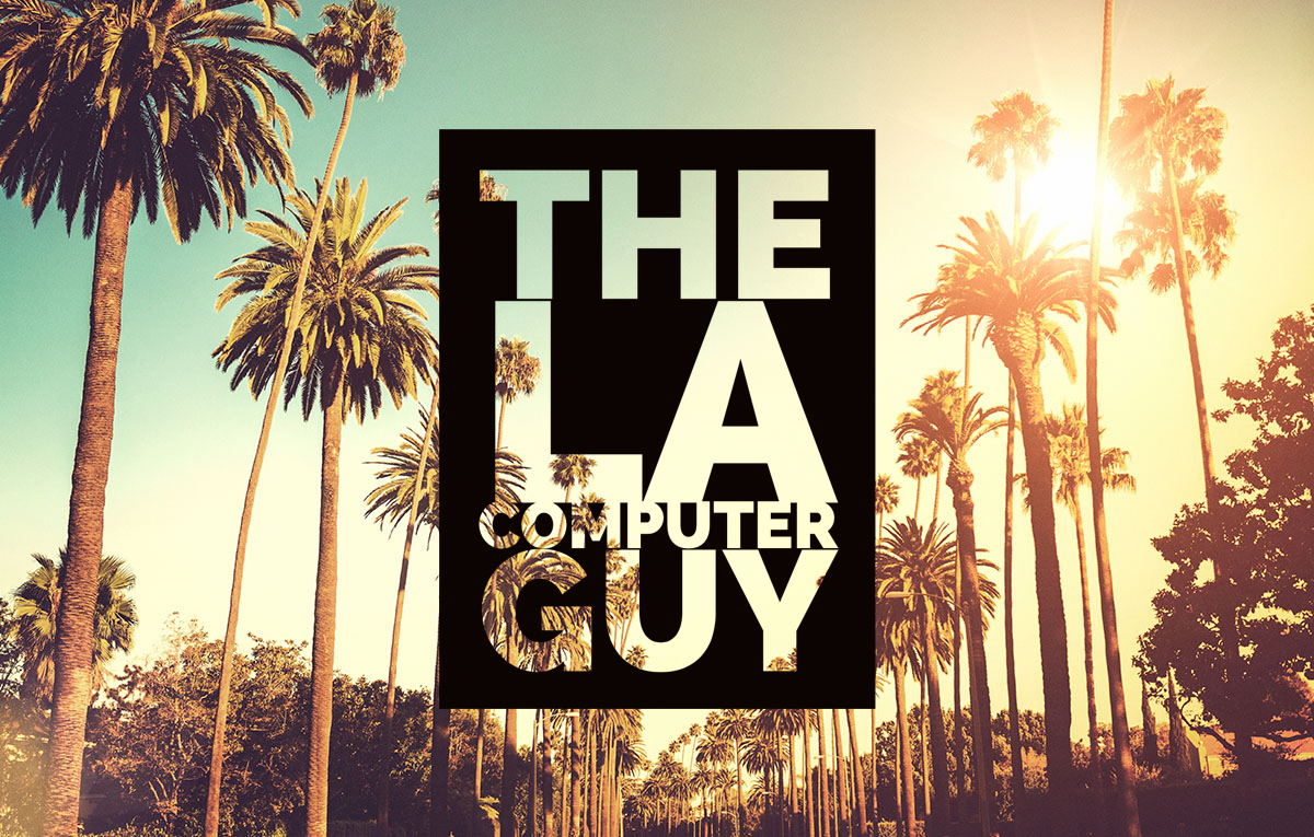 the la computer guy ... los angeles computer consultants