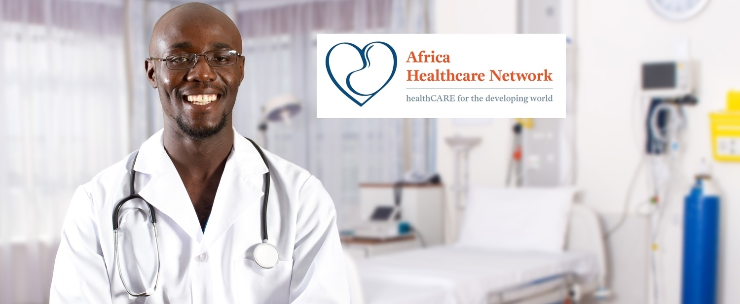 Image result for Africa Healthcare Network (AHN)