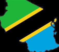 Tanzania-Flag-Map.png
