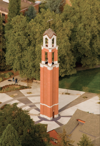 University of Portland Bell Tower (Portland, Oregon)