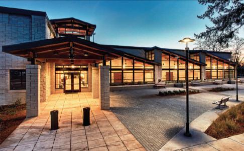 Keizer City Hall and Police Facility (Keizer, Oregon)