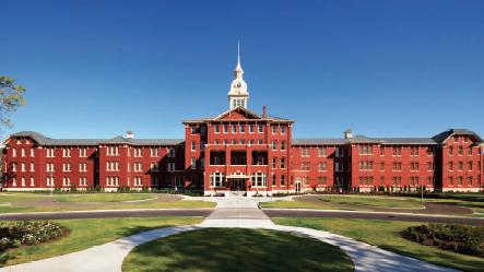 Oregon State Hospital Kirkbride Building (Salem, Oregon)
