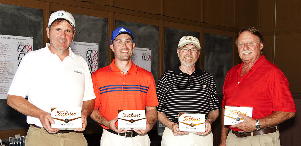 3rd Place Team Low Gross
