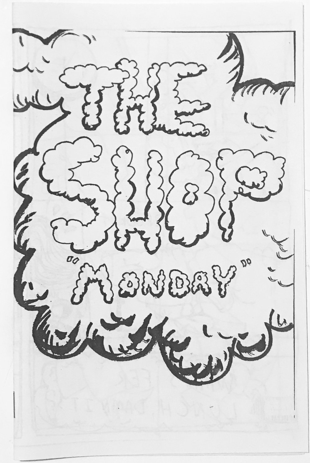The Shop - Monday