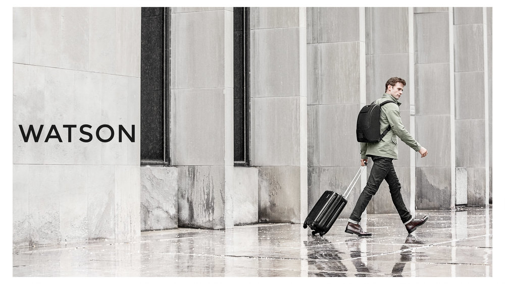 Watson Backpacks Campaign