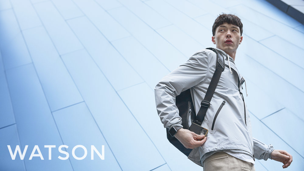 WATSON BACKPACKS CAMPAIGN