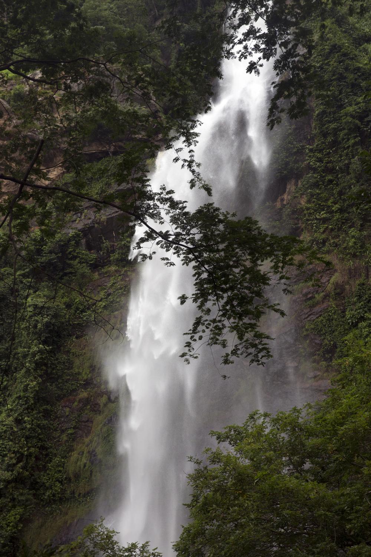 Upper Wli Falls.
