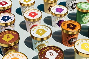 Raising Pints: Eden Creamery recently reached a deal for its Halo Top ice cream with Wal-Mart. Photo by Ringo Chiu.