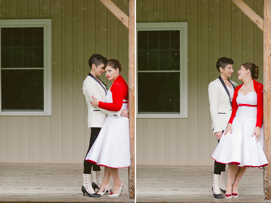 Karla & Marla's Girl Scout Wedding, photographed by Tara McMullen