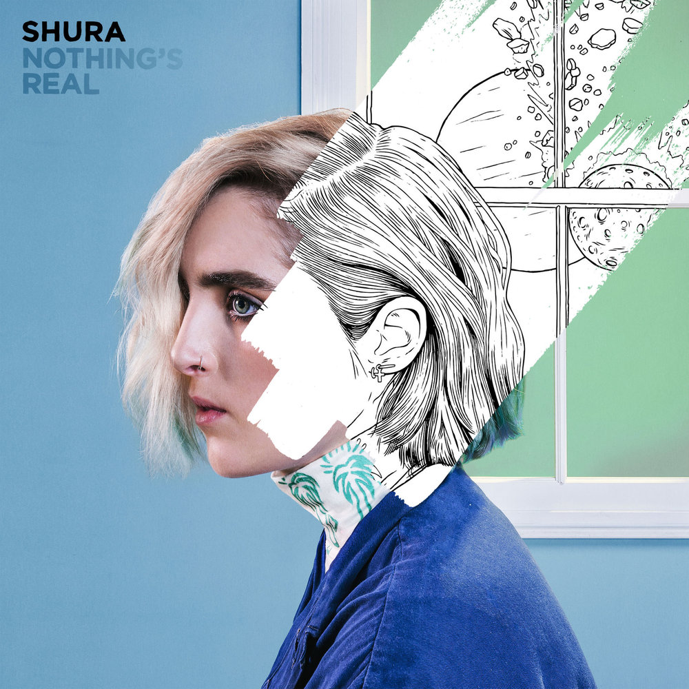 "going for adds sept. 13 shura ""nothing's real"" [interscope]"