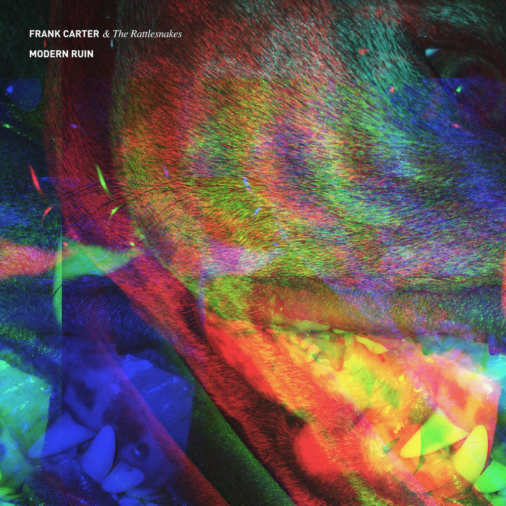 "going for adds 1/24 frank carter and the rattlesnakes ""modern ruin""  kobalt"