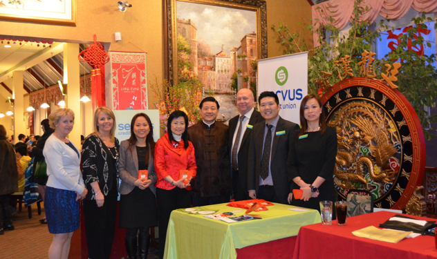 Servus & McClung Family Association (helping new immigrants integrate into new communities)