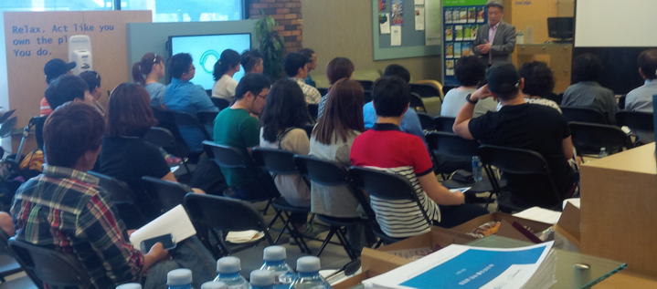 Servus reaching new immigrant groups through regular seminars 2015