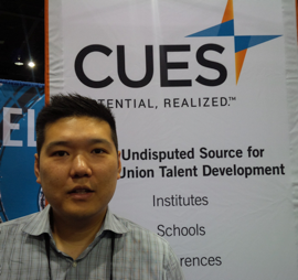 @jaekim780 at @CUES in #CUinDenver2015