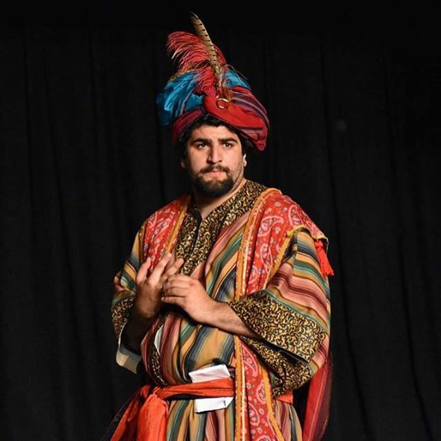 Tonight! #PericlesFTE! 8pm. Oak Meadow Park. Love this picture of Simonides, King of Pentapolis (Nick Mandracchia). Perfect night for #Shakespeare under the stars. #summer #fteshakes