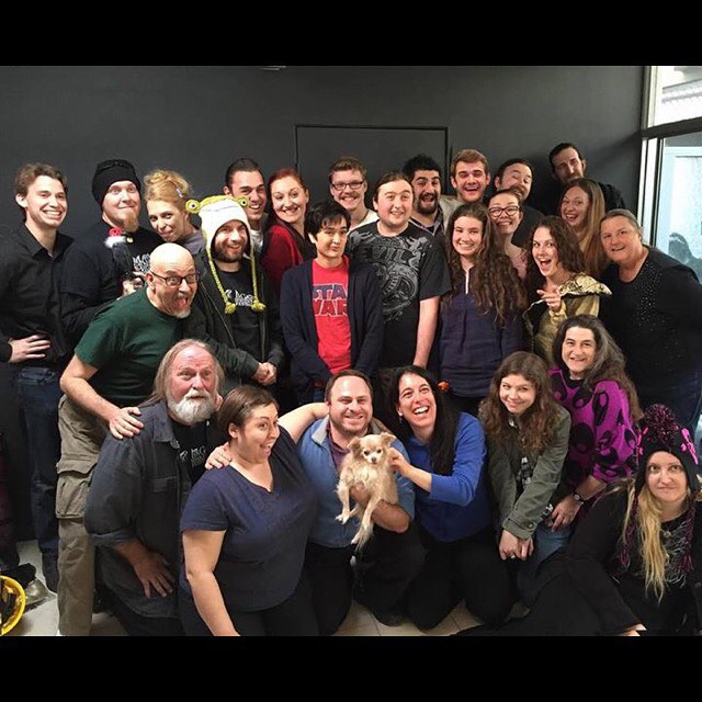 #tbt to our first company meeting of the season in January! Happy Closing Weekend!! #ftefamily #fteshakes