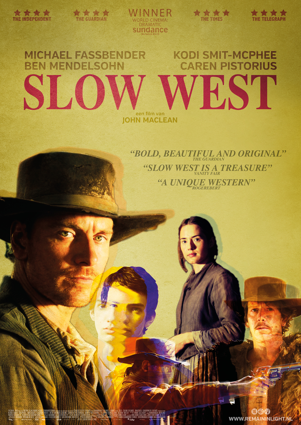Slow West Remain In Light