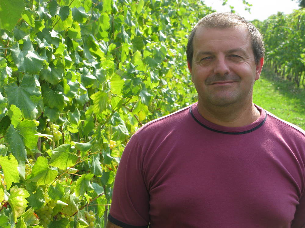 Daniele Longanesi offers fizzy, still and sweet Famosos