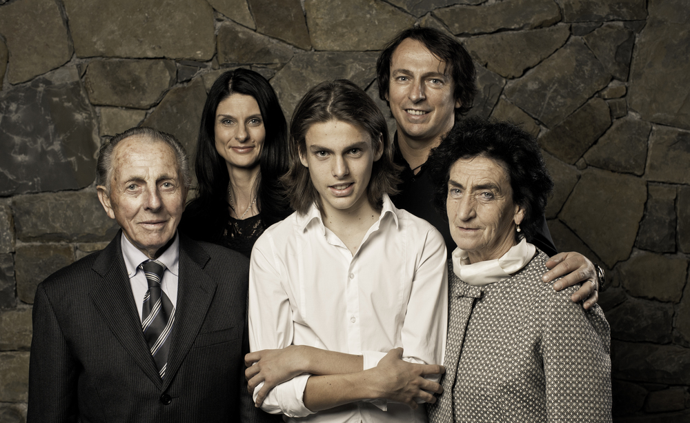 The Simčič family