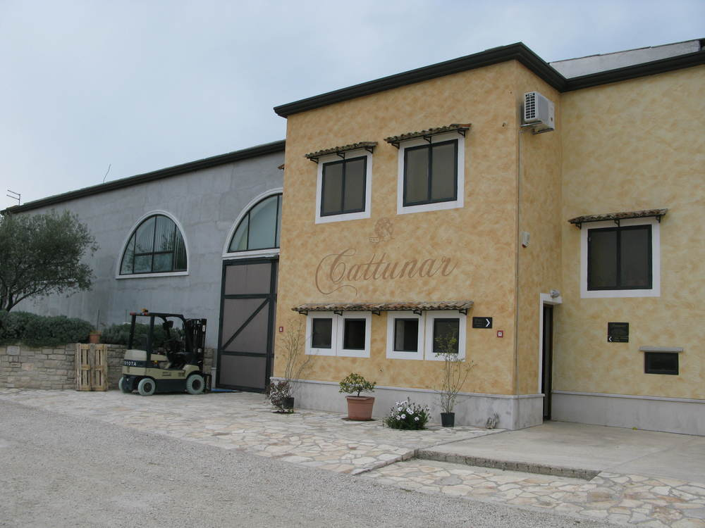 The Cattunar winery