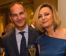 Zorah's owners, Zorik Gharibian and wife Yeraz Tomassians
