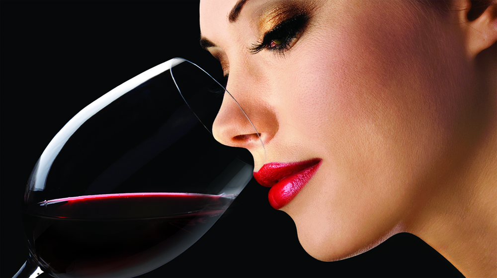 Will an aerator improve a wine's aroma?