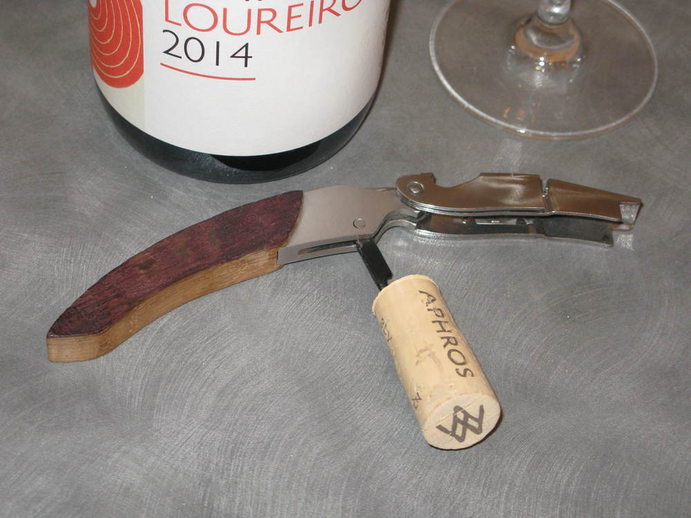 We use this corkscrew all the time