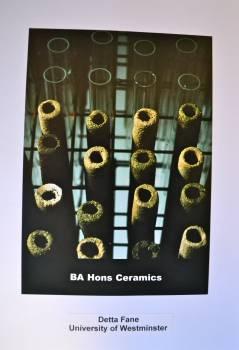 Ceramics Degree (BA Hons) - Westminster University, London (1999-2002)