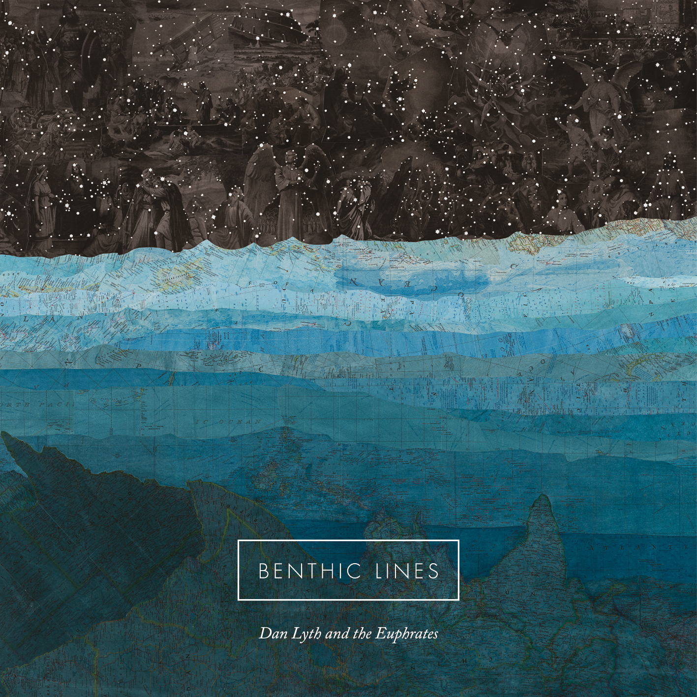 'Benthic Lines' coming soon – pre-order available now
