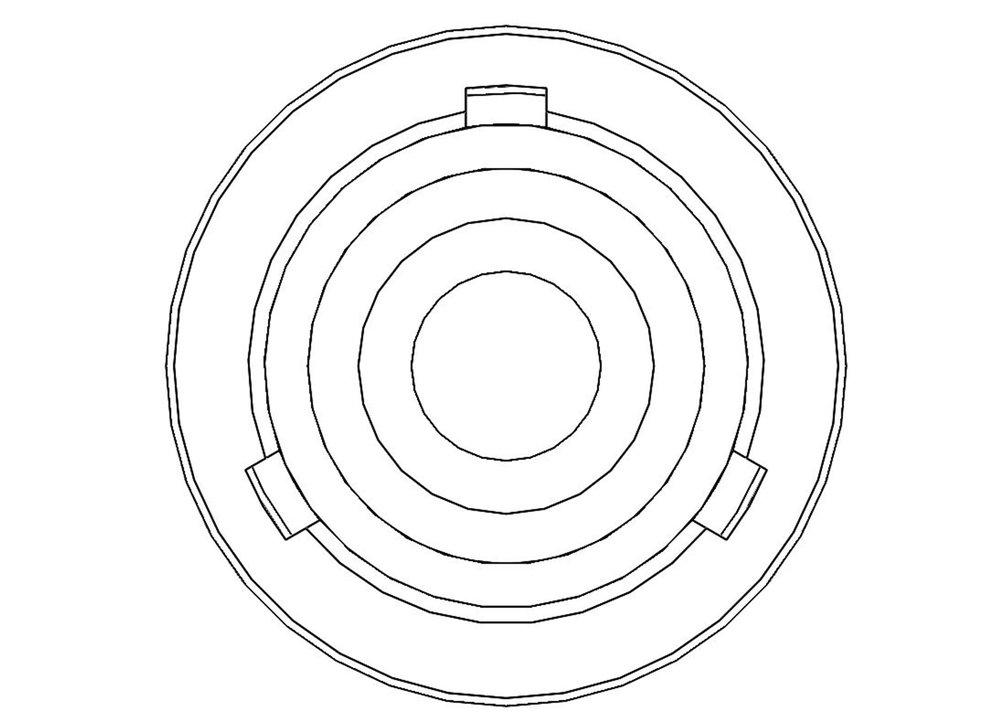 Laboranalog passend zu Camlog® – Screw Line, Root-Line 2®