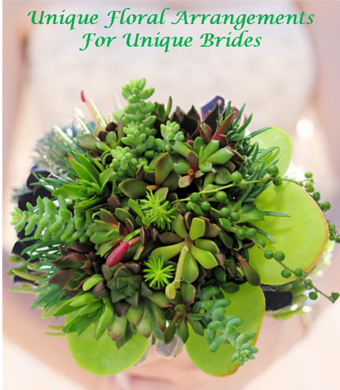 Edible Walls Unique Floral Arrangements or Unique Brides Wedding & Event Services