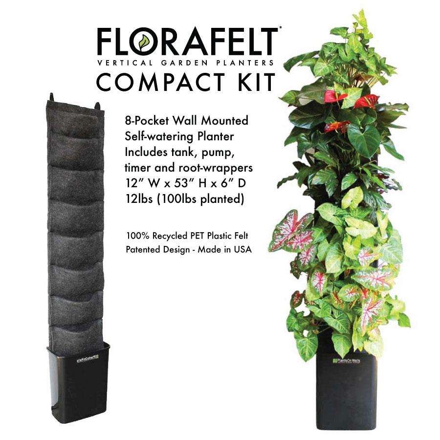 Compact Vertical Garden Kit