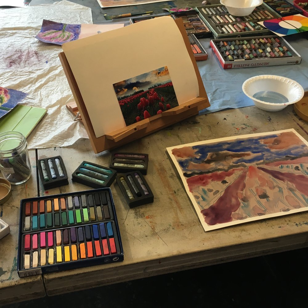 Pastel Workshops with Mary Jane Erard