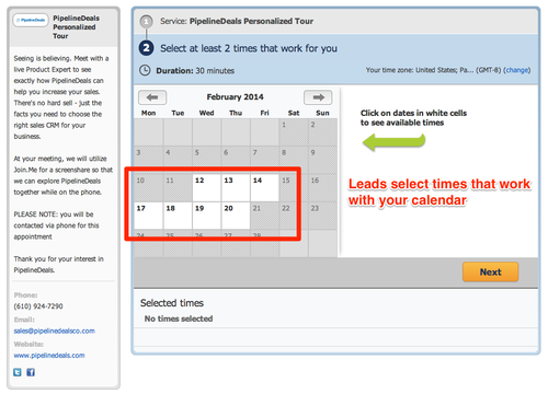 Schedule meetings with one email using ScheduleOnce or Calendly