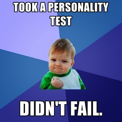 Personality tests are useful in hiring but they have limitations