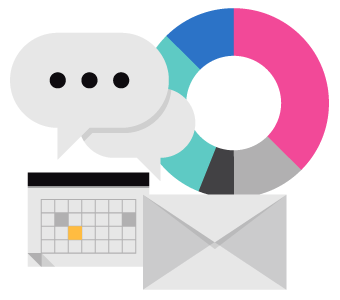 Use PipelineDeals Accelerator to test email messages regularly and see what connects.