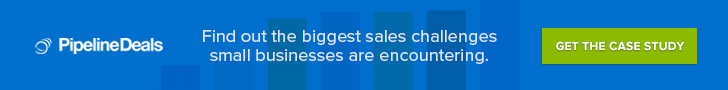Find the biggest sales challenges small businesses are encountering- get the case study