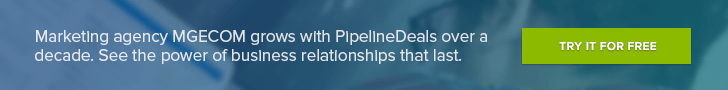 MGECOM uses the PipelineDeals CRM. Get the case study.