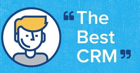 """The Best CRM"" - @russellharriseventgroup 😍 Thanks for the awesome review Russell!"