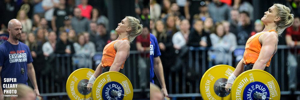 Katrin Davidsdottir, ECC 2016