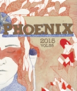 2015 Phoenix    Awarded 1st Place Literary Magazine in the Pacific-Western Division in the Community College Humanities Association's Competition