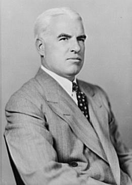 Edward R. Stettinius: le fondateur du registre ouvert des navires du Libéria.