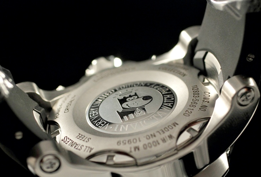 The Invicta Venom Puppy Edition