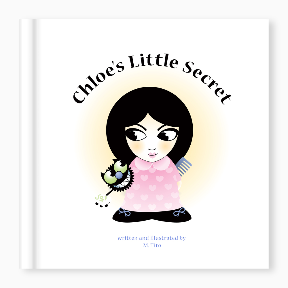 Chloe's Little Secret  . by M. TIto        Print format . PDF