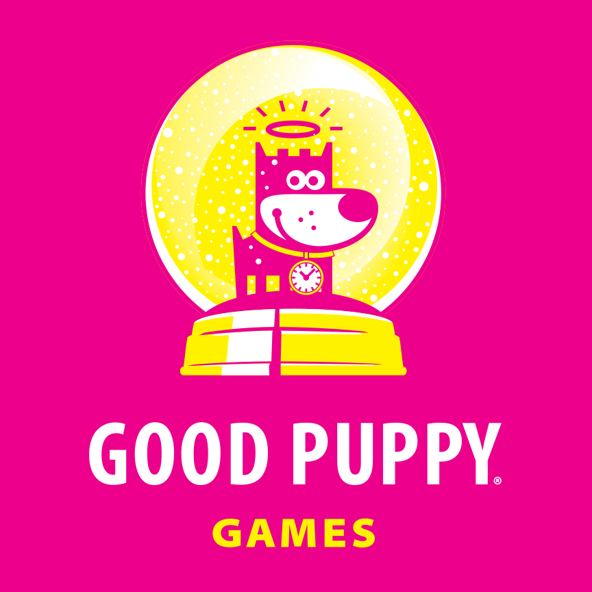 GOOD PUPPY Games