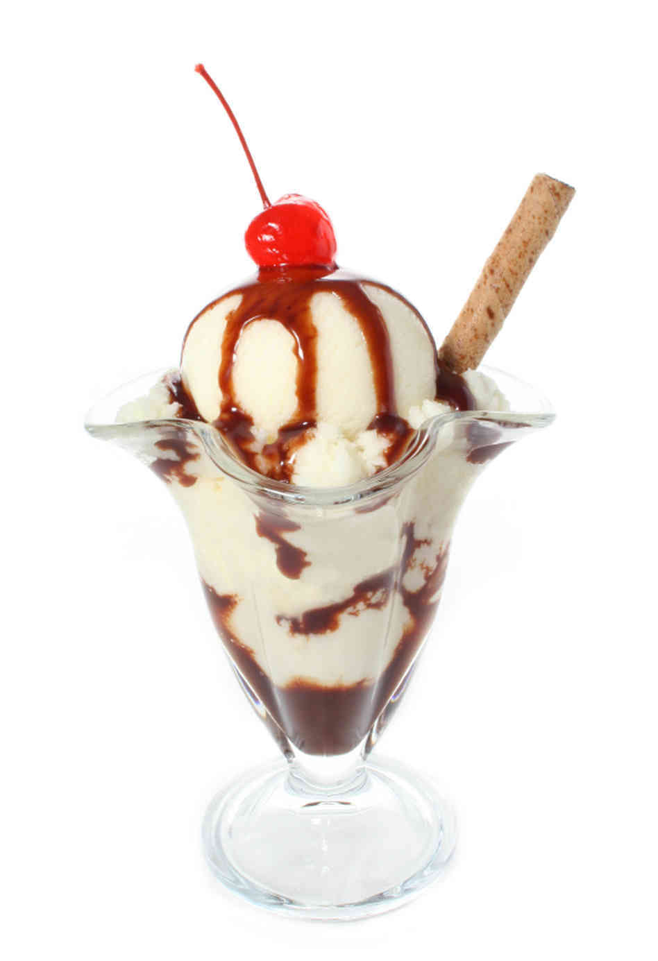 Sundaes are a treat. Treat them so.