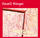 Small Hinges