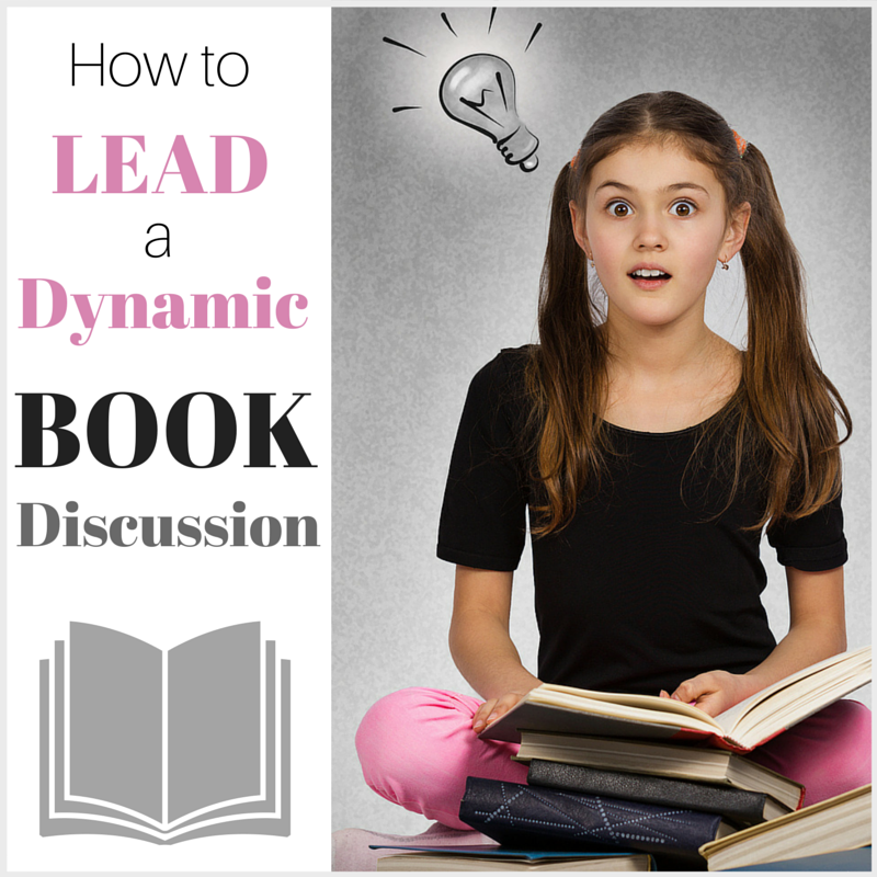 How to Lead a Dynamic Book Discussion