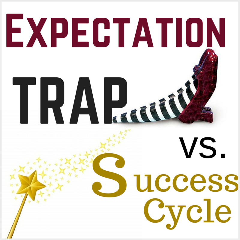 Expectation Trap Vs. Success Cycle